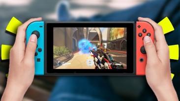 Пользователи Nintendo Switch смогут поиграть в Overwatch бесплатно