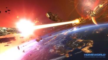 Игроки очень высоко оценили переиздание Homeworld и Homeworld 2