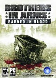 Обложка игры Brothers in Arms: Earned in Blood