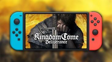 Kingdom Come: Deliverance портируют на Nintendo Switch