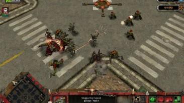 "Warhammer 40,000: Dawn Of War - Dark Crusade ""Карта - Marinus"""