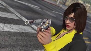 GTA Online - Секретный Револьвер [Все места для тайных улик]