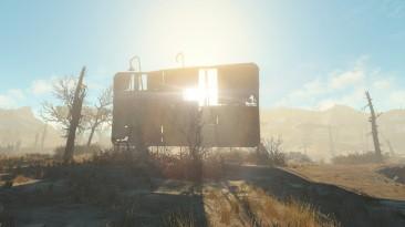 "Fallout 4 ""FOLARE - Fallout Lens Flare Replacer"""