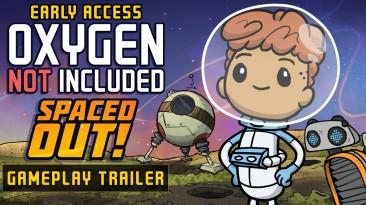 Oxygen Not Included получила первое платное дополнение