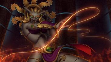 Blizzard продолжает изменять World of Warcraft: в игре изменили имя Наложниц-близнецов