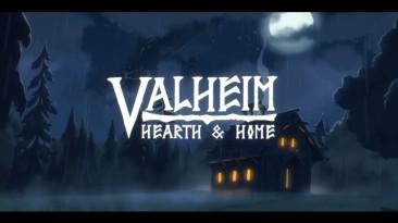 Обновление Hearth & Home для Valheim внесёт изменения в оружие