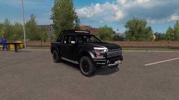"Euro Truck Simulator 2 ""Ford F-150 Raptor 2017 v1.7 (1.41.x)"""