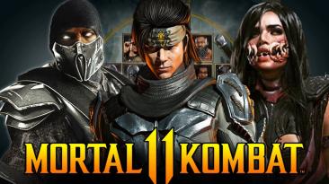 Mortal Kombat 11 может получить больше персонажей