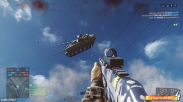 Battlefield 4 Рандомные Моменты #98 (Попытка стать хорошим тимейтом!)