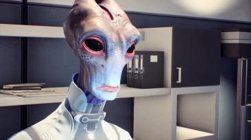 Mass Effect Andromeda - AAA Animations
