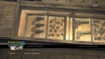 "Mafia 2 ""Ретекстур Револьвера .38"""
