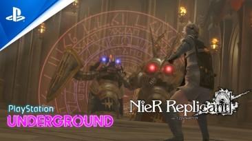 16 минут геймплея NieR Replicant