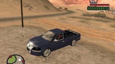 "Grand Theft Auto: San Andreas ""VW Saveiro G4 Surf"""