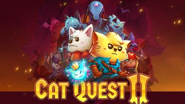 Cat Quest II. Это просто омммурительно!