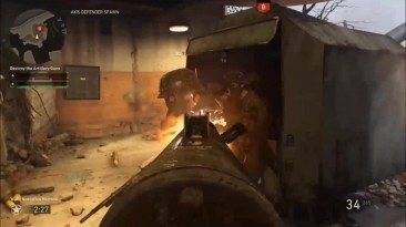 Фанатский трейлер Call of Duty: WWII - Multiplayer Post Release Trailer