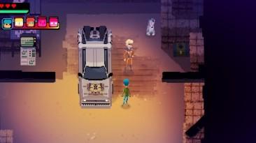Состоялся релиз олдскульного приключения Crossing Souls для Switch - смотрим трейлер