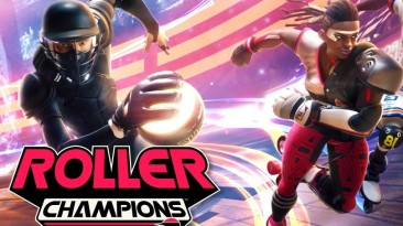Ubisoft представила бесплатную демоверсию спортивной аркады Roller Champions