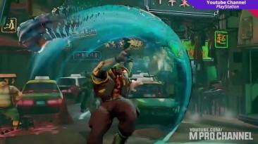 Эволюция Street Fighter 1987 - 2018