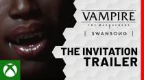 Сюжетный трейлер Vampire: Masquerade - Swansong