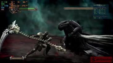 Dante's Inferno - Сражение с боссом на ПК