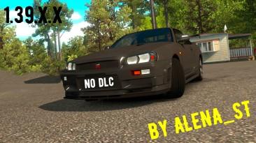 Euro Truck Simulator 2: Сохранение/SaveGame (100% дорог) [NO DLC] [1.39.x.x]