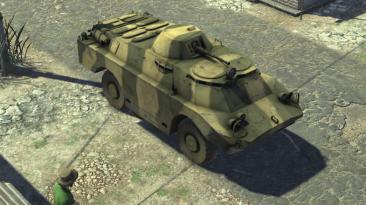 """ATOM RPG """"БРДМ-2 (Пустынный камуфляж)"""""""