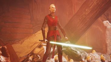 "Star Wars Jedi: Fallen Order ""Сестра ночи - Меррин"""
