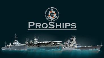 """World of Warships """"[0.5.14.1] ModPack ProShips - Full"""""""