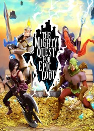Обложка игры The Mighty Quest for Epic Loot