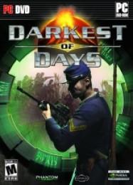 Обложка игры Darkest of Days