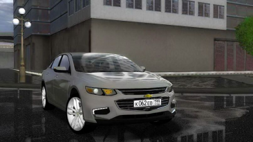 """City Car Driving """"Chevrolet Malibu 2017 v1.1 (v1.5.9.2)"""""""