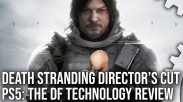 """Digital Foundrу проанализировали Death Stranding Director's Cut для PS5: """"прекрасно адаптированная игра"""""""