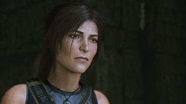 """Shadow of the Tomb Raider """"Внешность Лары Крофт из прошлой части"""""""