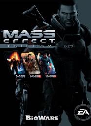 Обложка игры Mass Effect Trilogy