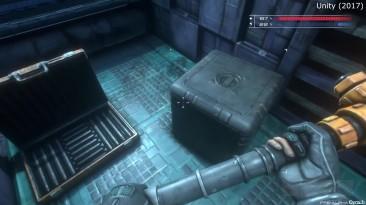 Сравнение версий ремейка System Shock на Unity и Unreal Engine 4