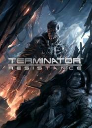 Обложка игры Terminator: Resistance
