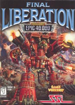 Warhammer Epic 40.000: Final Liberation