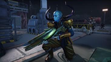 """""""Мутоид"""" новый тип оперативников в DLC Corrupted Horizons для Phoenix Point"""