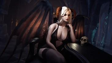 Демонстрация обновлённого редактора персонажа в She Will Punish Them