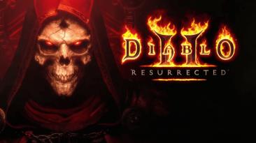 В сети появились модели оружия из Diablo II: Resurrected
