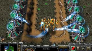 "Warcraft 3 TFT ""Кампания - Wolframs Quest"""