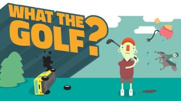 В симулятор гольфа What The Golf? добавили тысячу новых лунок