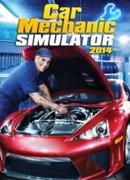 Обложка игры Car Mechanic Simulator 2014