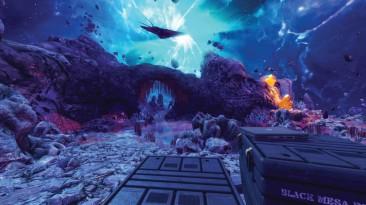 Началась бета уровней Xen и Gonarch's Lair в Black Mesa