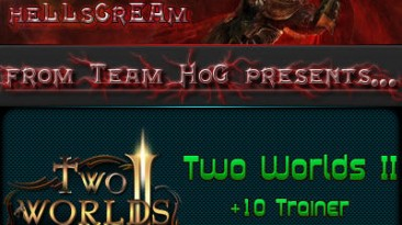 Two Worlds 2: Трейнер (+10) [1.2 - Update] {HoG}