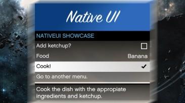 """Grand Theft Auto 5 """"NativeUI 1.5"""""""