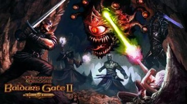 Baldur's Gate 2: Enhanced Edition: Трейнер/Trainer (+3) [2.3.67.3] {MrAntiFun}