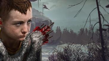 Сын Кратоса возмужал: Художник представил, как может выглядеть Атрей в God of War 2 для PlayStation 5