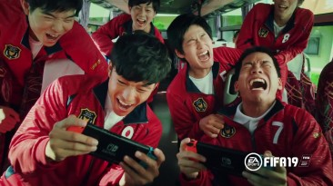 Рекламный ролик Nintendo Switch от Японского отделения
