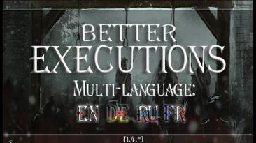 "Crusader Kings 3 ""Better Executions [RU]"""